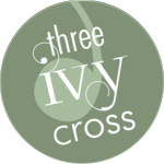 three ivy cross logo